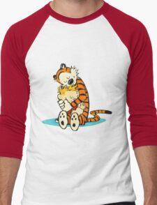 Calvin & hobbes frienship edition Men's Baseball ¾ T-Shirt