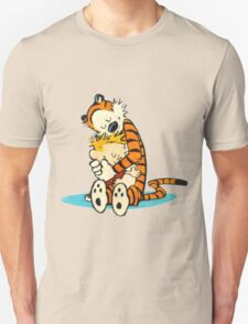Calvin & hobbes frienship edition T-Shirt