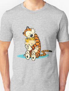 Calvin & hobbes frienship edition T-Shirt