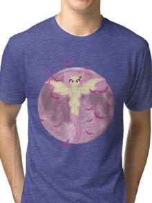 My little Pony - Flutterbat Tri-blend T-Shirt