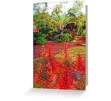 Day and night delights Greeting Card
