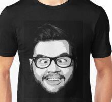 Zachware Goofball -Black/White Unisex T-Shirt