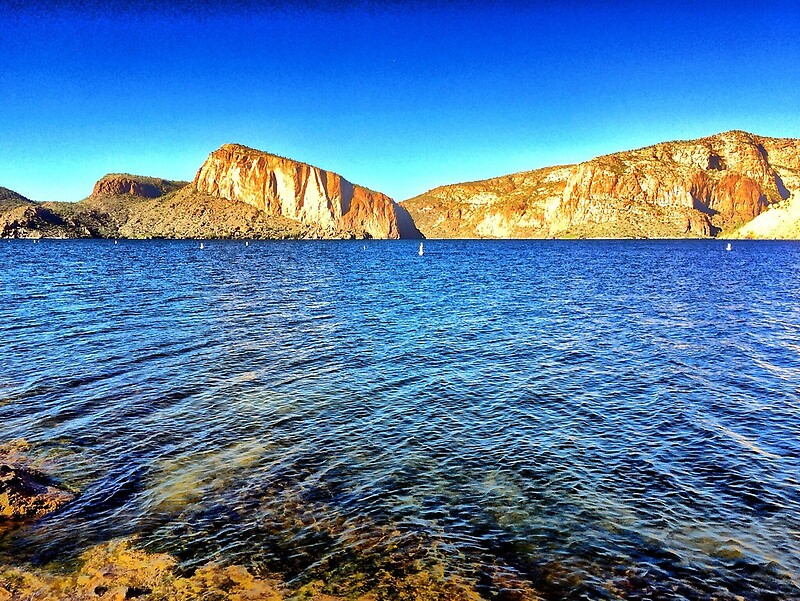 Quot Canyon Lake Tonto National Forest Arizona Uss Quot By
