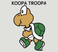 Koopa Troopa by kemec