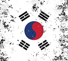Flag of South Korea by quark
