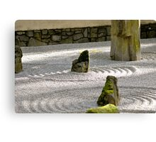 Zen-ness Canvas Print