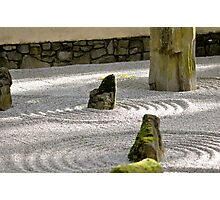 Zen-ness Photographic Print