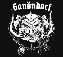 Ganondorf by nikolking