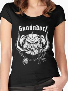 Ganondorf Women's Fitted Scoop T-Shirt