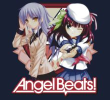 Angel Beats by PinkiexDash