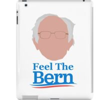 Bernie Sanders Simple Graphic iPad Case/Skin
