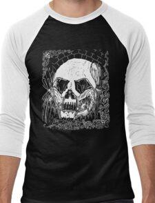 Monk's Brew Men's Baseball ¾ T-Shirt