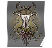 Deer Beast Poster