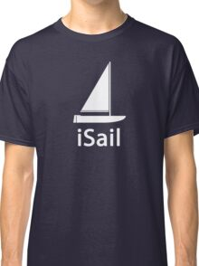 iSail WHITE Classic T-Shirt