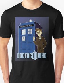 Doctor Who Animated T-Shirt