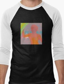 "Flaming Lips ""Peace Sword"" Men's Baseball ¾ T-Shirt"