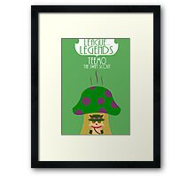 League of legends - Teemo the swift scout Framed Print