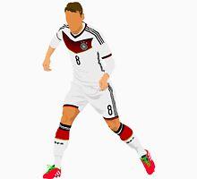 Mesut Özil - Minimalistic Design #2 Unisex T-Shirt