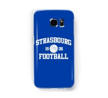 Strasbourg Football Athletic College Style 2 Color Samsung Galaxy Case/Skin