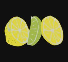Pop Art Lemon Lime - T Shirt Stickers and Prints by Denis Marsili - DDTK