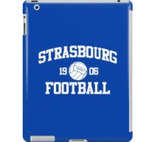 Strasbourg Football Athletic College Style 2 Color iPad Case/Skin