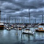 Blyth Harbour by Andrew Pounder