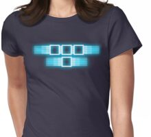 ElecTRONic  Womens Fitted T-Shirt