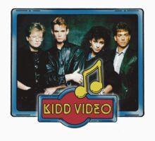 Kid Video - Group - 1980's by DGArt