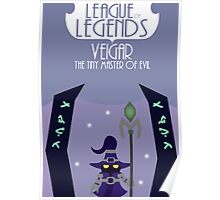 League of legends - Veigar the tiny master of evil Poster