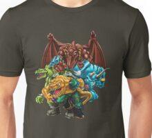 Extreme Dinosaurs - Group Unisex T-Shirt