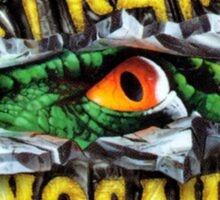 Extreme Dinosaurs - Logo Sticker