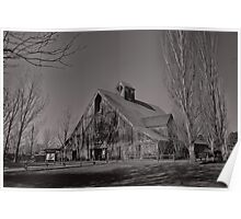 Wheeler Historic Farm - Salt Lake City - Utah Poster