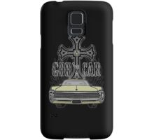 God's car for Iphone and Samsung cases Samsung Galaxy Case/Skin