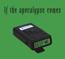 "Buffy the Vampire Slayer - ""Beep me"" Baby Tee"