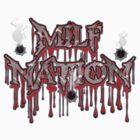 MILF nation design illustraion by creativedesignz