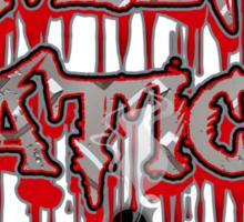 MILF nation design illustraion Sticker