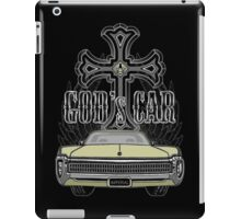 God's car for Ipad cases iPad Case/Skin