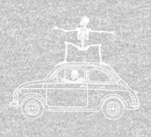 Fiat Surfing Kids Tee