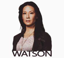 Elementary - Watson by tobiejade