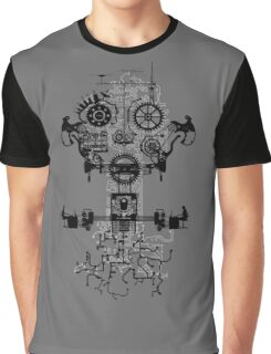 Ghost In The Machine Graphic T-Shirt