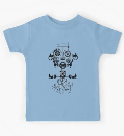 Ghost In The Machine Kids Tee