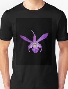 Purple Orchid TShirt Hoodie T-Shirt