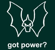 Got Power - She-Ra Horde Logo - White Line Art & Font by DGArt