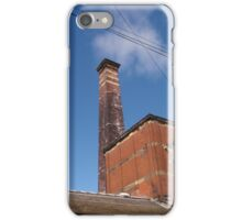 Old Industrial Sheffield iPhone Case/Skin