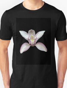 White Orchid TShirt Hoodie T-Shirt