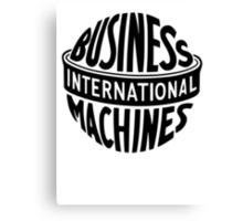 IBM Canvas Print