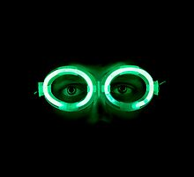Green Eyed Monster by Amy Dee