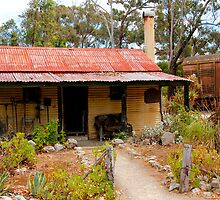 Australian Heritage Cottage by jwwallace