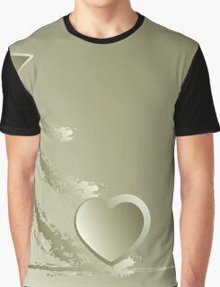 Heart for Christmas Graphic T-Shirt
