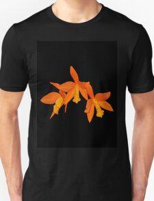 Orange Orchid TShirt Hoodie T-Shirt